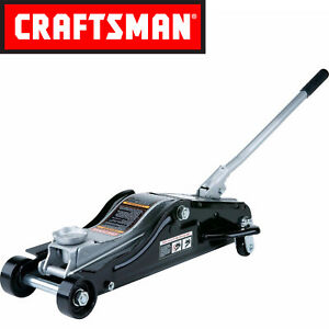 New Craftsman 2 1 2 Ton Low Profile Floor Jack Service Lift Vehicle Car 2 5