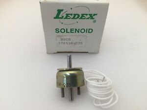 qty 1 174534 035 Ledex 0ec Low Profile Linear Solenoid