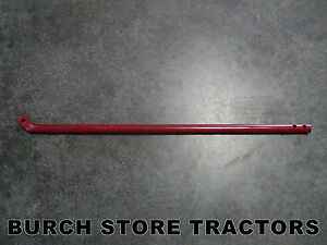 New Farmall 1 Point Fast Hitch Draft Link Tilt Bar 140 130 Super A 100 Usa Made
