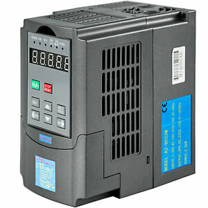 2 2kw 3hp Vfd 10a 220v Variable Frequency Drive Inverter Vfd Speed Control Vsd