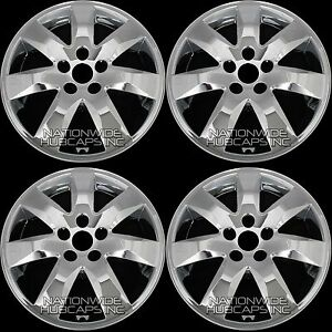 Fits Kia Sorento 2011 2013 Chrome 17 Wheel Skins Hub Caps Rim Covers Simulators