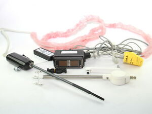 Wl Gore Tetrad Ultrasound Probe W case For Aloka System Motorized 8lap Evaluatio
