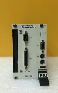 National Instruments Pxi 8170 Embedded Computer Controller No Hard Drive