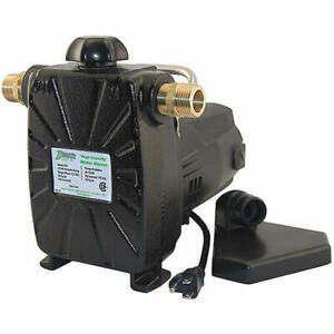 Zoeller 314 0002 23 3 Gpm 3 4 Cast Iron High Capacity Transfer Pump