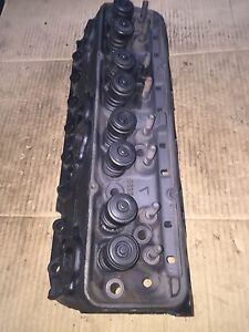 Gm Chevy Corvette 1962 65 283 327ci 3795896 L44 Power Pack Cylinder Head
