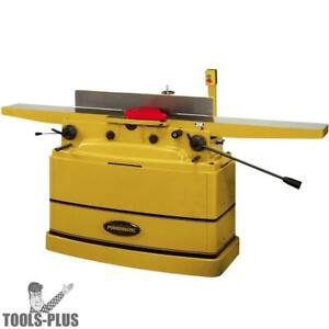 Powermatic 1610082 Model Pj 882 2hp Hh 8 Parallelogram Jointer New