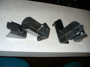 10048 Motor Mounts For 1949 54 Chevy Car With 194 230 250 215 292 Chevy Engine