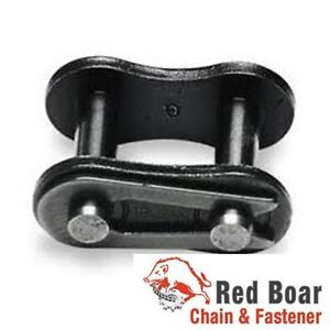 40 Roller Chain Connecting Link Qty 100 Spring Clip