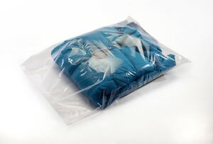 1000 Clear Poly Lay Flat Bags 6 X 9 4 Mil Open Top End Plastic Baggies
