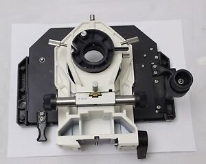 Zeiss 453503 451830 Microscope X Y Stage Clamp Axioplan Axiophot