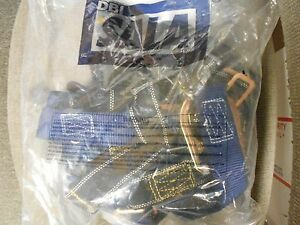 Dbi sala Capital Safety 1111751 Small Vest Style Harness With 3 D ring