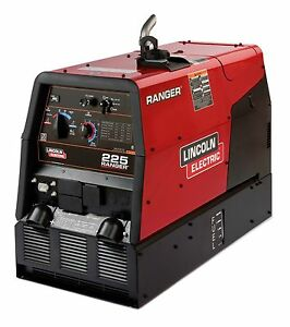 Lincoln Electric Ranger 225 Engine Driven Welder K2857 1