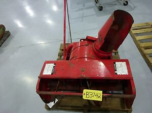 Gravely Snow Blower