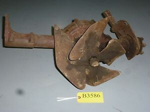Vintage Gravely Rotary Plow 5331 Hm2 needs Restoration