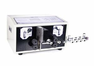 New Computer Wire Peeling Striping Cutting Machine Swt508 e Lcd Display