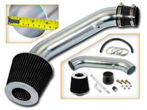 Cold Short Ram Air Intake Kit Black For 94 01 Integra Ls rs gs 1 8l full Set