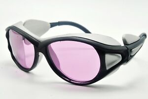 808nm Infra red Yag Laser Safety Glasses Protective Goggles Eyewear W Case Od4