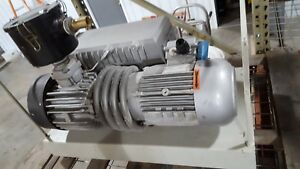 Used Busch Vacuum Pump From A 1995 Busellato Optima Cnc Router