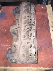 Gm Pontiac 455ci Cylinder Head Left Side