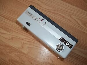 Sale Biopac Laser Doppler Flow Module Ldf100a Nos Tested Surface Probe Tds140