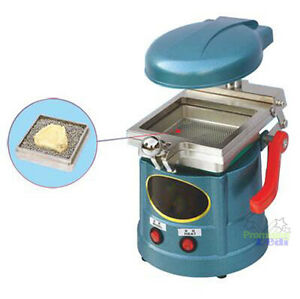 Dental Vacuum Forming Molding Machine Former Heating Thermoforming Lab Equipment