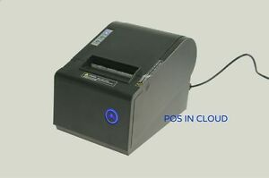 Pos P 822d Thermal Receipt Usb Network Rs 232 Printer Auto Cut Esc pos Star