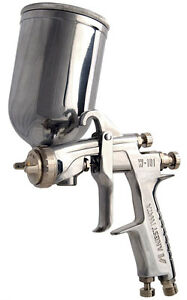 Anest Iwata W 101 131g 1 3mm Gravity Feed Gun With 400ml Cup
