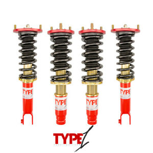 Function And Form Type 1 Coilovers Honda Accord Cg 98 02