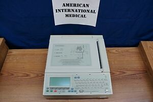 Hp Pagewriter 300pi Ekg warranty Included