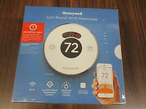 Honeywell Lyric Round Wi fi Thermostat Th8732wfh5002
