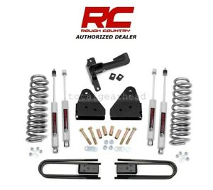 2011 2016 Ford F 250 Super Duty 4wd 3 Series Ii Rough Country Lift Kit 562 20