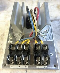 Bevco Sd 175 Full Wave Diode Bridge Rectifier Assembly