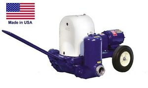 Diaphragm Pump 4 7 800 Gph Explosion Proof Commercial Electric Motor