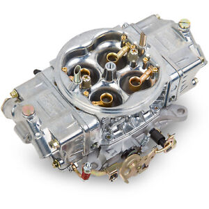 Holley 0 80577s Carburettor Gasoline Model 4150 Hp Supercharger Universal 950 Cf