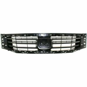 New Grille For Honda Accord 2008 2010 Ho1200189