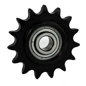50bb15h 5 8 Bore 15 Tooth Idler Sprocket For 50 Roller Chain