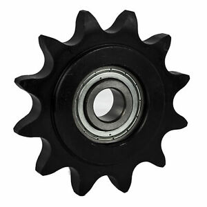 80bb12h 3 4 Bore 12 Tooth Idler Sprocket For 80 Roller Chain