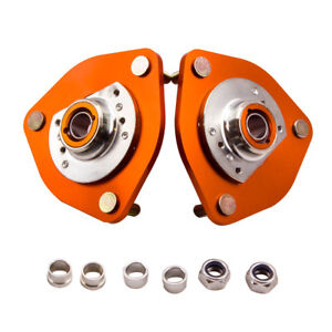 Pillow Ball Camber Kit Plates For 95 99 200sx Se R 240sx Sentra Coilover Kits