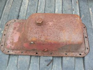 Farmall 100 200 130 230 240 140 Oil Pan Early Version