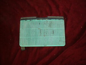 1956 Ford Radio Speaker Grill At Dash C Info