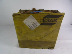 Esab 161209982a Mig Welding Wire 0 035 33lb New