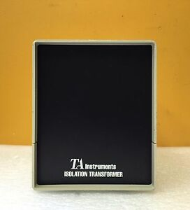 Ta Instruments 994800 903 Isolation Transformer For Use With Tma Ser Analyzers