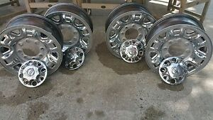 Nissan Nv2500 17 Oem Chrome Rims