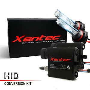 Xentec Xenon Light Hid Kit Headlight Foglight For Honda Accord Civic Cr V Fit