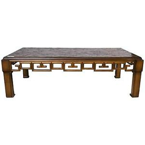 Asian Style And Greek Key Combination Cocktail Table 105 13