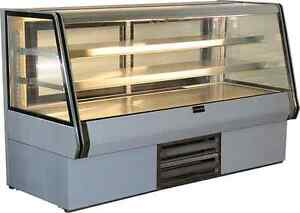Cooltech Refrigerated Counter Bakery Display Case 72 Ctr 72cb