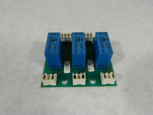Banner Msa rm 1 Mini Micro Screen Replacement Relay Module Used