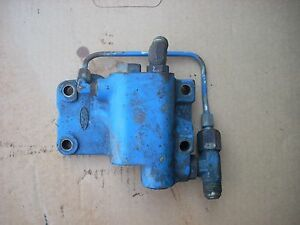 New Holland Ford 3930 Tractor Hydraulic Valve Assembly E0nnr840aa