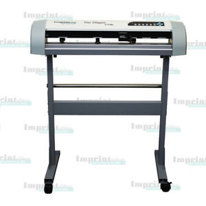 The Clipper 24 Vinyl Cutter Stand And Heat Transfer Materials Package