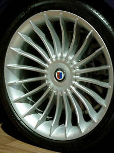 Bmw B7 Alpina Original 21 Wheels Rims 2009